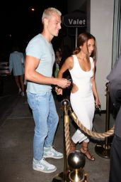 Inanna Sarkis at Catch in West Hollywood 05/26/2021