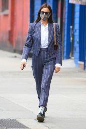 Irina Shayk - Out in New York 05/03/2021