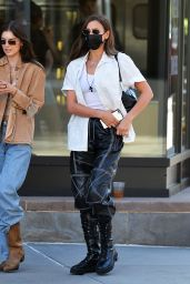 Irina Shayk - Out in the West Village in NY 05/25/2021