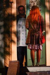 """Isla Fisher - """"Wolf Like Me"""" Set in Sydney 05/25/2021"""