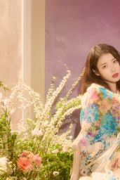 IU - Photographed for Gucci
