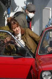 Jane Seymour - Filming in Wicklow 05/03/2021