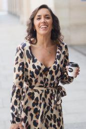 Janette Manrara - Morning Live Studios in London 05/28/2021