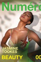 Jasmine Tookes - Numéro Russia May 2021