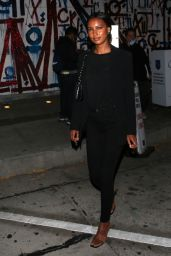 Jasmine Tookes - Out in West Hollywood 05/21/2021