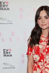 """Jenna Coleman - """"Rare Beasts"""" Premiere in London 05/21/2021"""