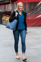 Jenni Falconer - Out in London 05/04/2021
