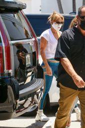 Jennifer Lopez - Out in Miami Beach 05/12/2021