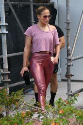 Jennifer Lopez Street Style - Los Angeles 05/28/2021