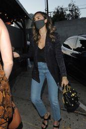 Jessica Alba at Craig´s in Los Angeles 05/21/2021