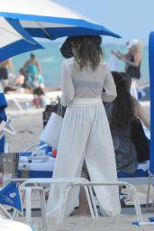Jessica Alba in a Bikini in Miami 05/10/2021