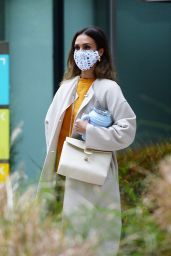 Jessica Alba - Out in Beverly Hills 04/21/2021