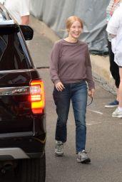 "Jessica Chastain - ""The Good Nurse"" Set in Norwalk, Connecticut 05/27/2021"