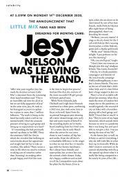 Jesy Nelson - Cosmopolitan UK June 2021 Issue