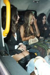 Jesy Nelson - Night Out at MNKY HSE in London 05/29/2021