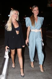 Joanna Krupa at Catch LA in West Holywood 05/05/2021