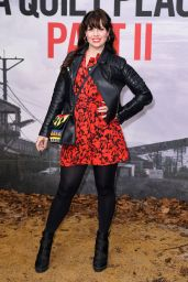 "Joanne Clifton – ""A Quiet Place Part II"" Screening in London"