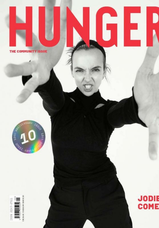 Jodie Comer - Hunger Magazine May 2021