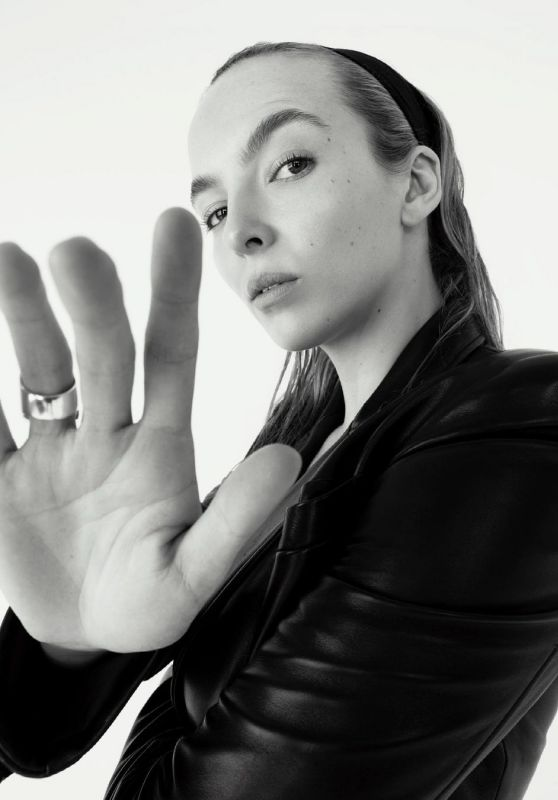 Jodie Comer - Hunger Magazine May 2021 (more photos)