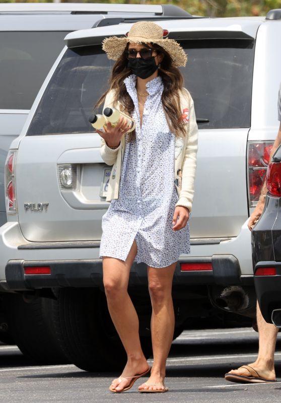 Jordana Brewster - Out in Santa Monica 05/06/2021