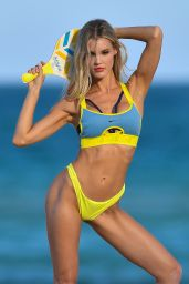 Joy Corrigan - Photoshoot in Miami Beach 05/03/2021