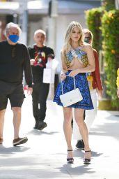 Joy Corrigan Street Style - Beverly Hills 05/10/2021
