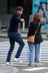 Julianne Moore and Bart Freundlich - Out in New York 05/17/2021