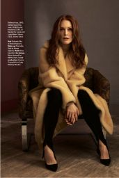 Julianne Moore - The Sunday Times Style 05/30/2021 Issue