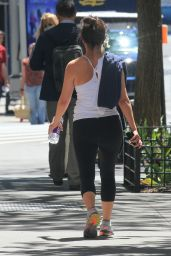 Julie Chen - Out in New York