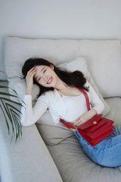 Jung Chae-yeon - BVLGARI 2021
