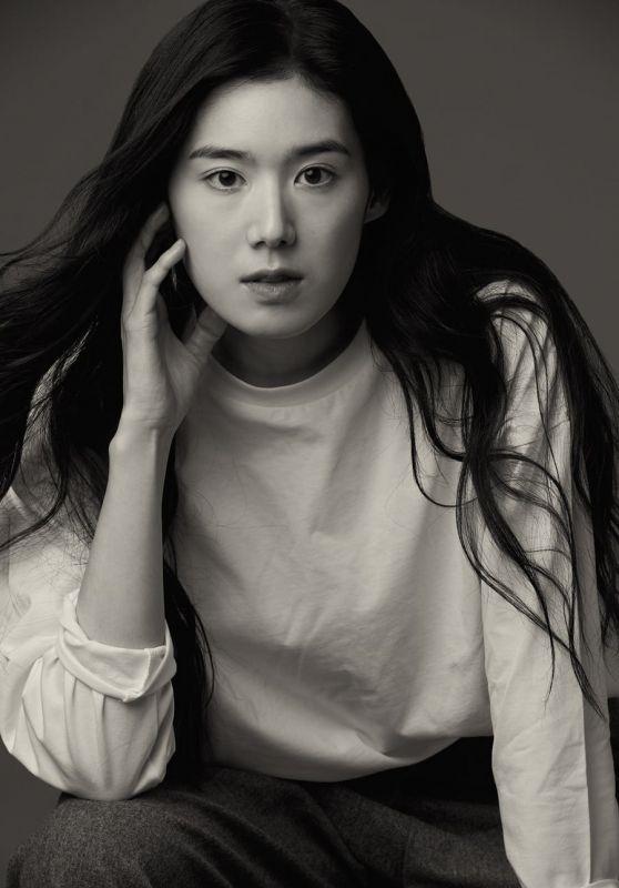 Jung Eun Chae – 200 Korean Actor Campaign 2021