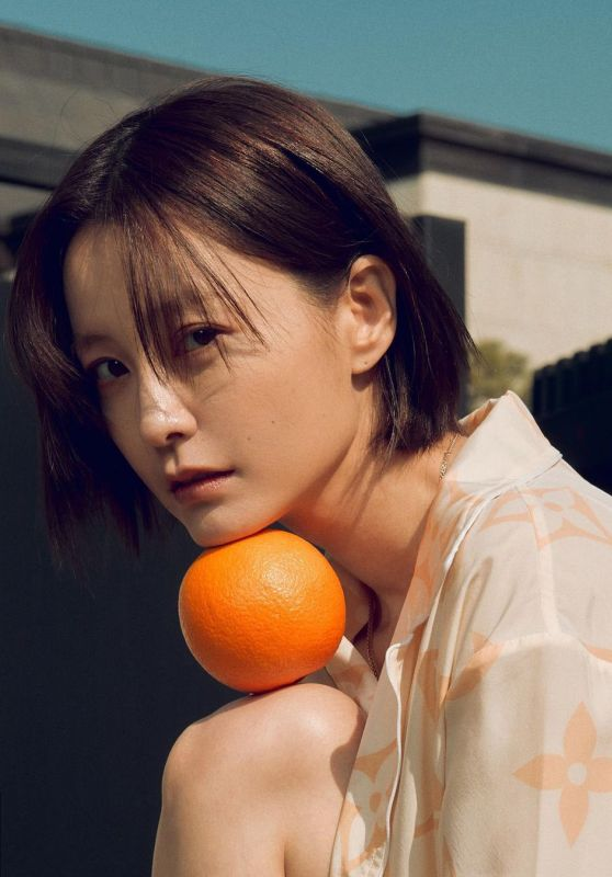 Jung Yu Mi - W Magazine Korea April 2021
