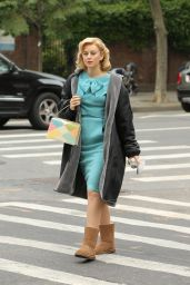 """Justine Lupe - """"The Marvelous Mrs. Maisel"""" Set in NYC 05/26/2021"""
