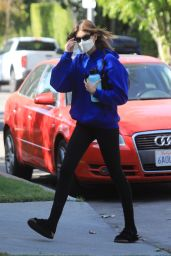 Kaia Gerber - Out in West Hollywood 05/03/2021