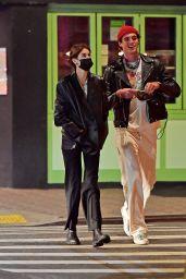 Kaia Gerber With Boyfriend Jacob Elordi in LA 05/18/2021