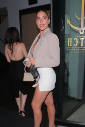 Kara Del Toro Night Out Style - Catch in West Hollywood 05/05/2021