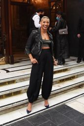 """Karen Hauer – """"Here Come The Boys"""" Press Night in London"""