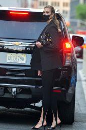 Karlie Kloss Looks Stylish - NY 05/21/2021