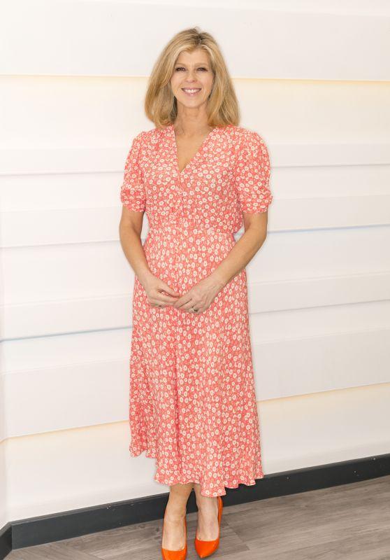 Kate Garraway - Good Morning Britain TV Show in London 05/14/2021