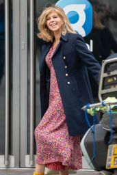 Kate Garraway - Out in London 05/04/2021