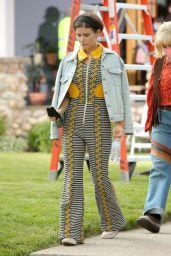 "Kate Mara - ""Call Jane"" Set in Hartford 05/14/2021"