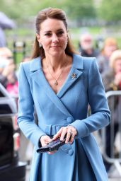 Kate Middleton - General Assembly of the Church of Scotland Closing Ceremony in Edinburgh 05/27/2021