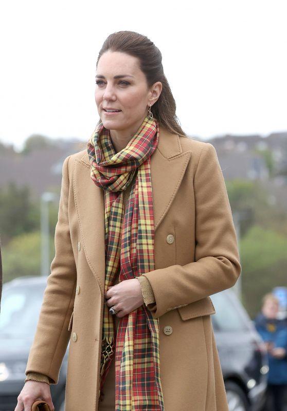 Kate Middleton - Orkney Hospital in Kirkwall 05/25/2021