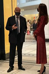 Kate Middleton - V&A Museum in London 05/19/2021