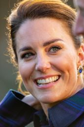 Kate Middleton - Visits a Drive-In Cinema at the Palace of Holyroodhouse in Edinburgh 05/26/2021