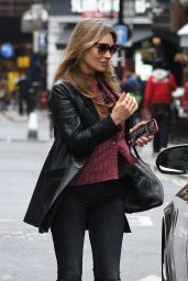 Kate Moss - Out in Soho in London 05/20/2021