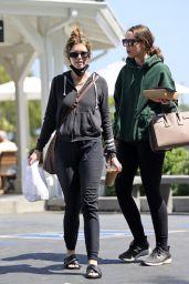 Katherine Schwarzenegger and Christina Schwarzenegger - Out in Santa Barbara 05/29/2021