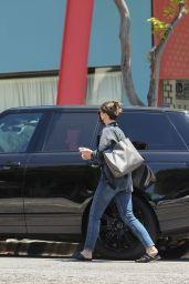 Katherine Schwarzenegger - Leaving a Salon in LA 05/24/2021