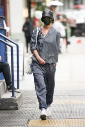 Katie Holmes in Comfy Outfit - New York 05/10/2021