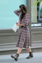 Katie Holmes - Out in NYC 05/25/2021
